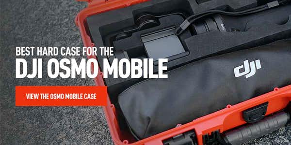 The New DJI Osmo Mobile Hard Case