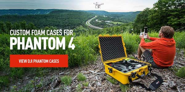 DJI Phantom 4 Protective Cases
