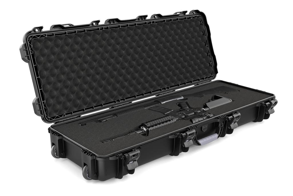 The Nanuk 990 is the Best Shotgun Case