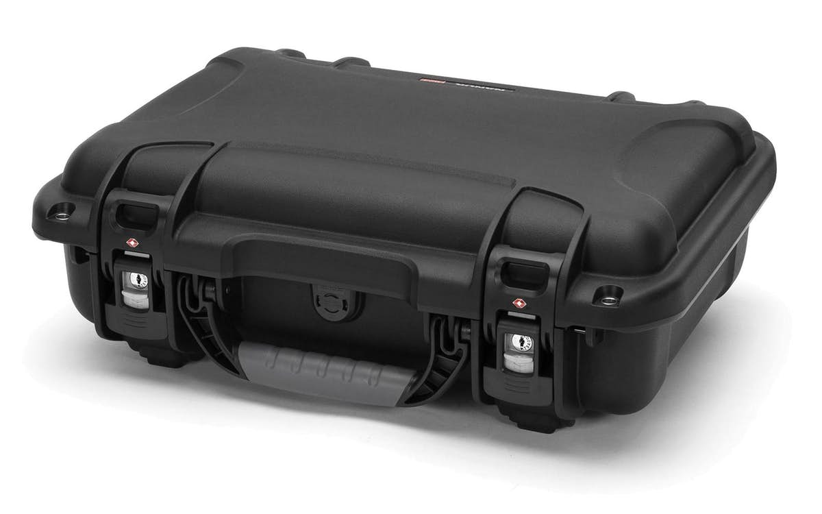Nanuk 923 Hard Case in Black, The Best Case for Mac Book Pro 15