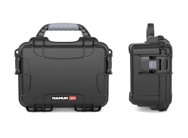 Photo of the Nanuk 904 in Black