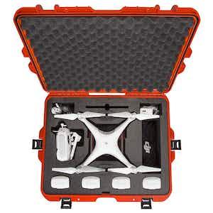 Top View of the Nanuk 945 DJI Phantom 4 Case