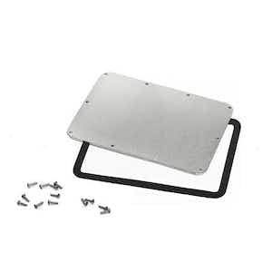 Nanuk Aluminium Panel Kit with Gasket and Screws