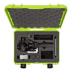 Nanuk 910 DJI Osmo Plus Hard Case in Lime