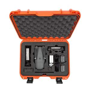 DJI Mavic Hard Case in Orange view from the top