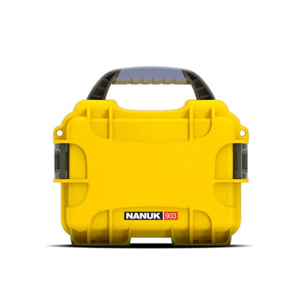 Nanuk 903 in Yellow