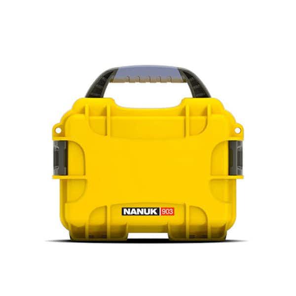 Nanuk 903 in Yellow